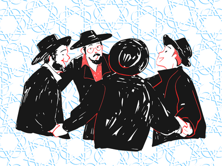 3 Mélodies 'Habad d'origine Séfarade