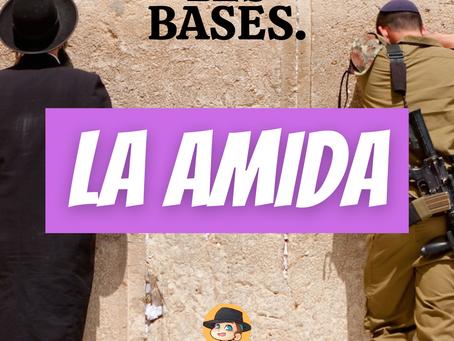 LES BASES #1 : LA AMIDA 🕴🏼