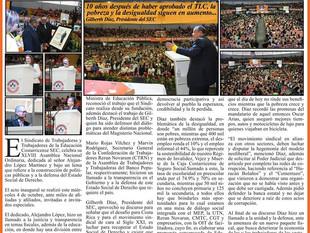 SEC celebra su XLVIII Asamblea Nacional,