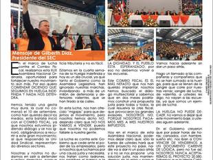 XLIX ASAMBLEA NACIONAL ORDINARIA DEL SEC: Seguimos en HUELGA