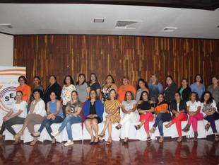 Secretaría de la mujer continua con proceso de capacitación para empoderar mujeres