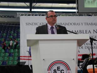Secretario de Promoción y Relaciones Públicas es el nuevo delegado en Caja de ANDE