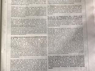 Campo pagado: Proyecto de ley N 17561 No desangra IVM ni finanzas públicas