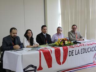 SEC y ANDE trabajan juntos en contra de la mercantilización de la educación en Costa Rica.