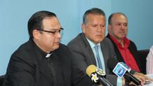 Movimiento Sindical entregó propuesta alternativa para el plan fiscal a la iglesia católica y al pre
