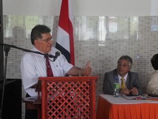 Convenio de la OIT sobre trabajo decente en el marco del sistema educativo costarricense.