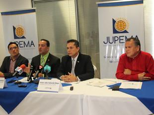 JUPEMA presenta estudio del Síndrome del Quemado