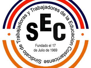 El SEC informa