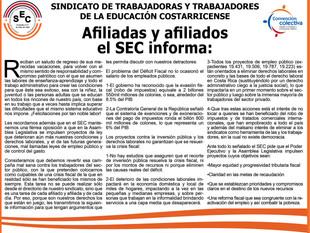 SEC INFORMA