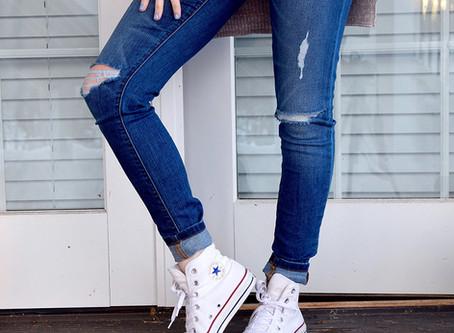 お気に入りのジーンズを長くはくために!ジーンズリペアのあれこれ。