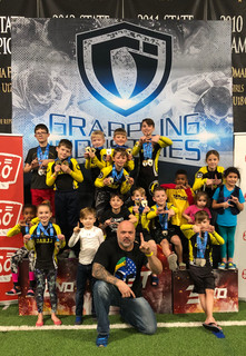 Grappling Industries Team Champions