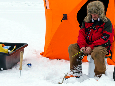Finding the Perfect Portable Power Station for Ice Fishing Fanatics