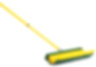 Curved Bristle Broom