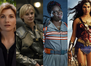 Doctor Who and Feminine World Domination