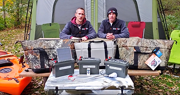 Bold North Outdoors Mike and Jon Green