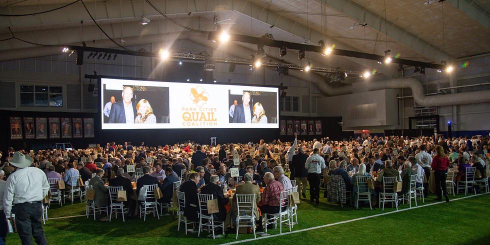 2021 Park Cities Quail Coalition Dinner & Auction
