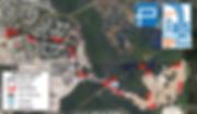 Explore The Falls 10K Race Course