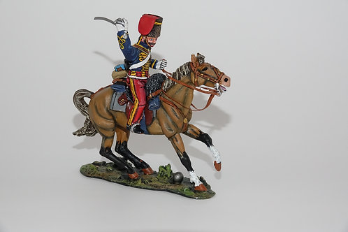 prince alberts 11th hussar sraised to slash down
