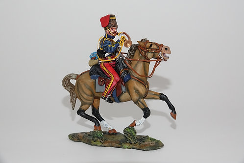11TH HUSSAR TRUMPETER