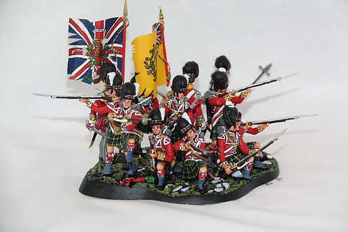 Scottish Infantry Multiple
