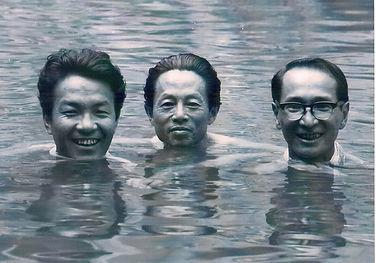 いけばな常任理事親睦会(早坂・早川尚洞氏・吉村華泉氏).jpg