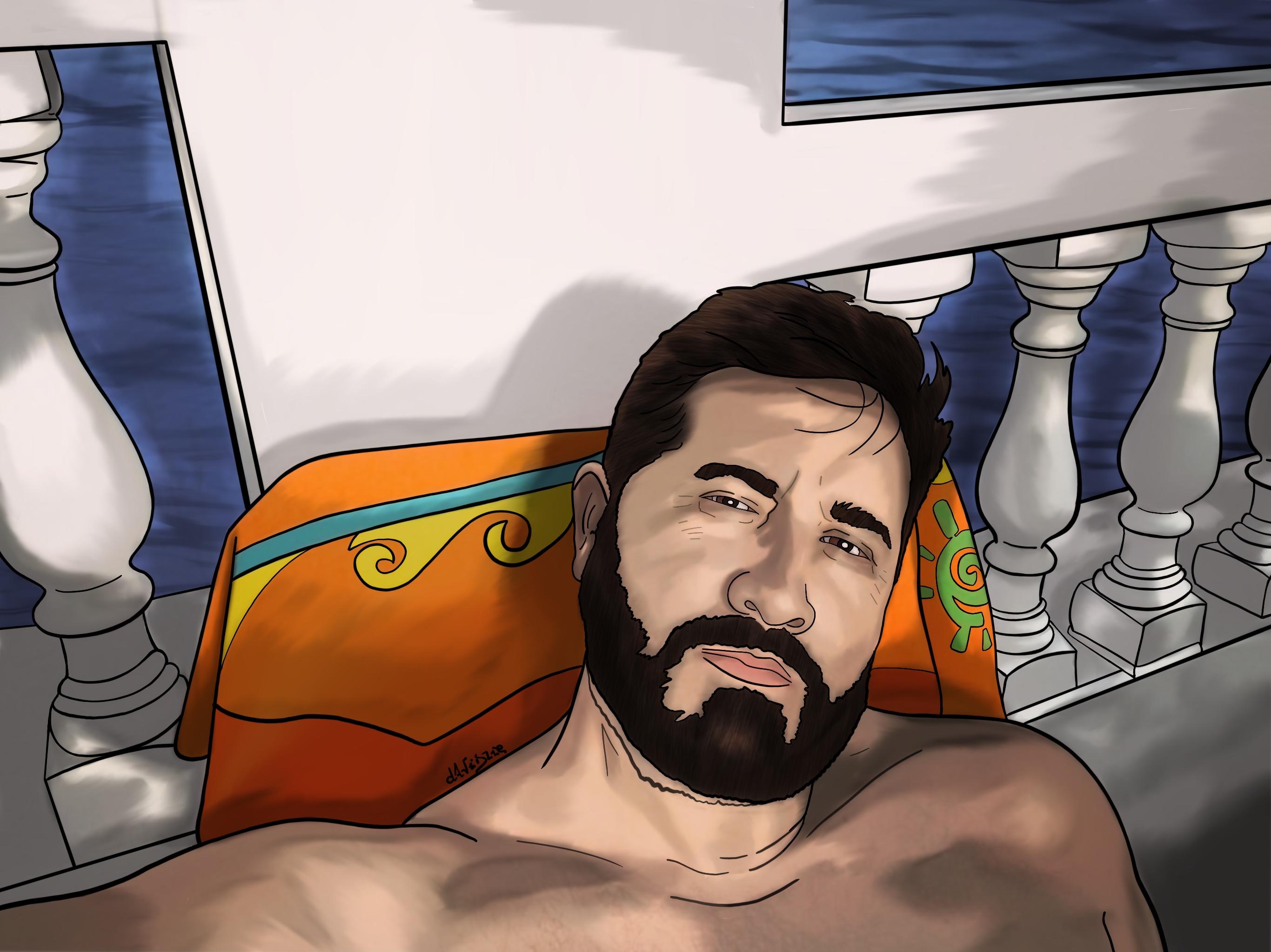 Retratos__David_Pallás_Gozalo_dioneubri.
