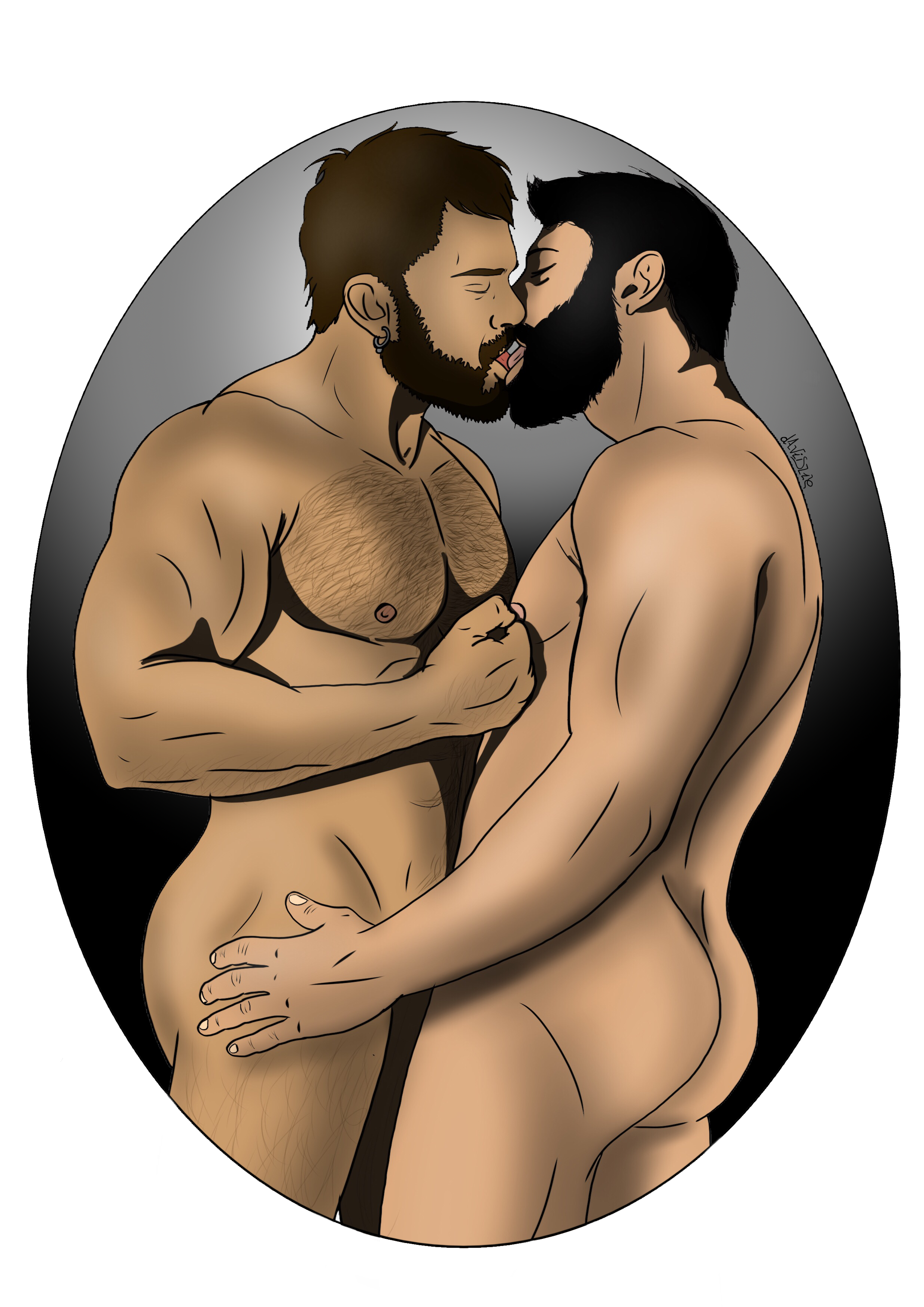 Naked_Kiss_David_Pallás_Gozalo