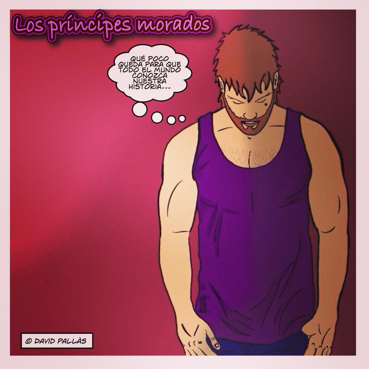 Los Príncipes Morados_Promo Primer Ismael Digital_David Pallás Gozalo