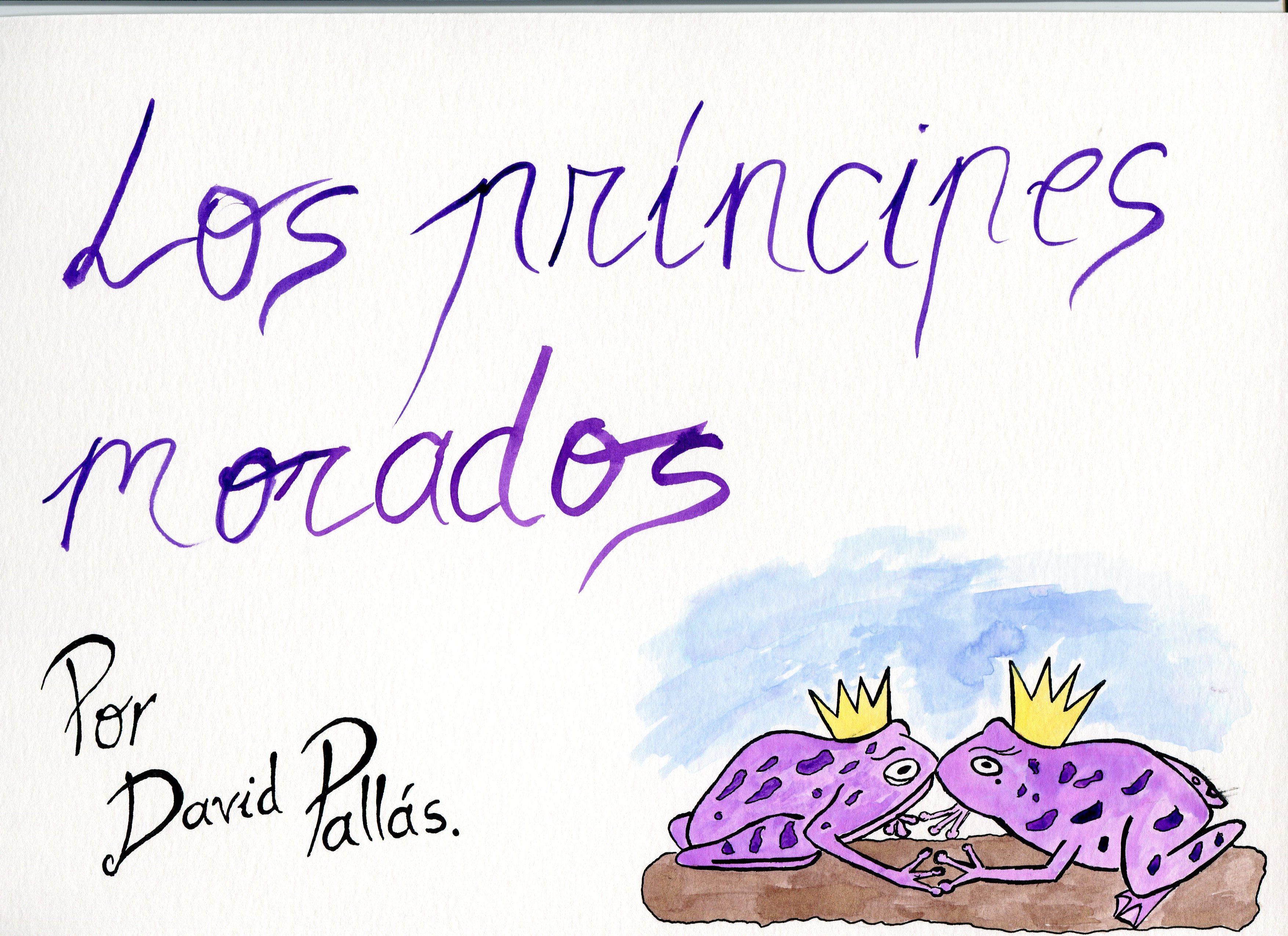 Logo Príncipes Morados