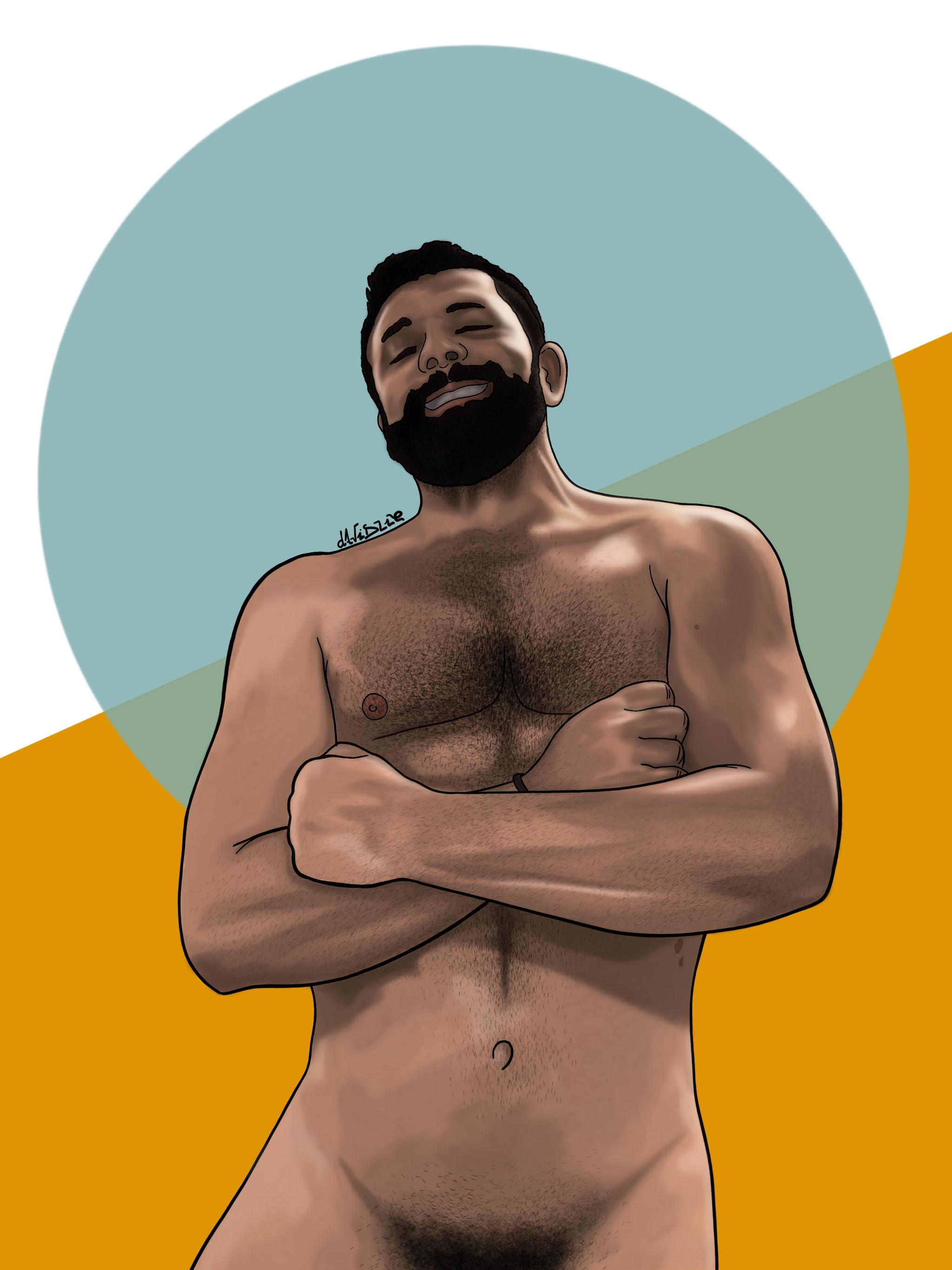 Retratos__David_Pallás_Gozalo_Sexy_bear.