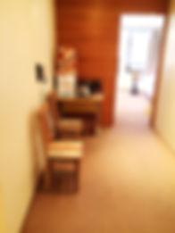 Recepção do Consultório em Higienópolis - Psicólogo e Psicanalista Marcel Ferraz