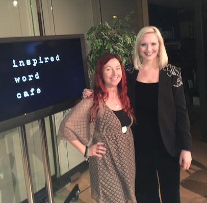 Host Jessica Laplante with Holly Graham