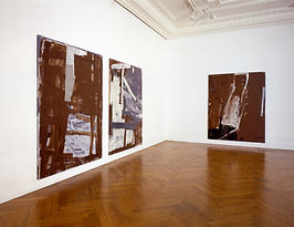 1998 - 225 x 170 cm, Oil; wood and tole,