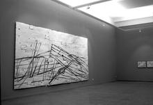2003 - Work on paper - 3 x 5,4 m - Musée