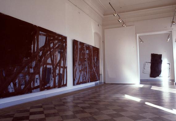 Gallery Kordegarda, Warsaw, 1997