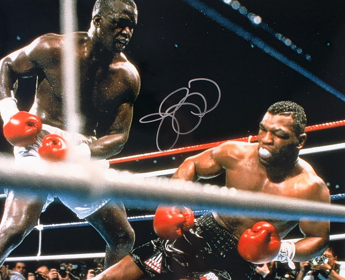 Buster Douglas Any Item Mail Order