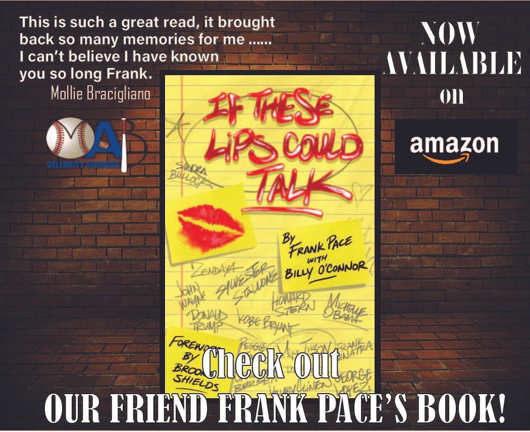 Frank Pace Book