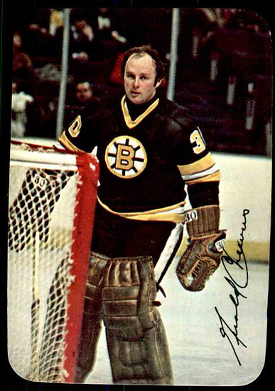 Gerry Cheevers Cards Mail Order