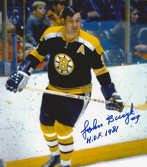 Johnny Bucyk Any Items Mail Order