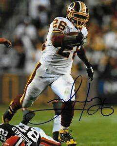 Clinton Portis Any Item Mail Order