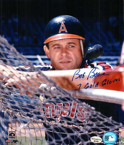 Bob Boone Inscription Mail Order