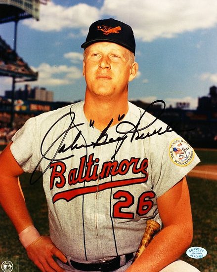 Boog Powell Card Mail Order