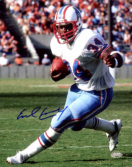 Earl Campbell All Other Items Mail Order