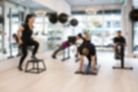 Group Fitness Classes Vancover
