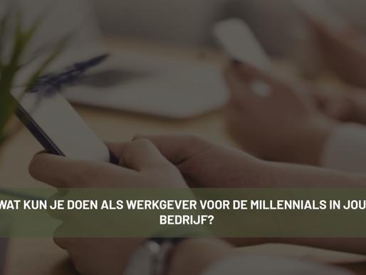 De nieuwe generatie: Millennials. Hoe pak je dat aan?