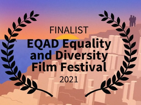 The Virus and Me is a finalist in the Equality & Diversity Film Festival