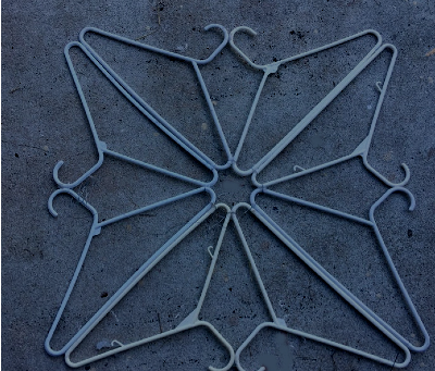Ace fix-it Hardware DIY: How to Make Clothes Hanger SnowFlakes