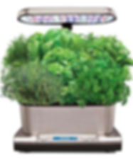 stainless-steel-aerogarden-hydroponic-sy