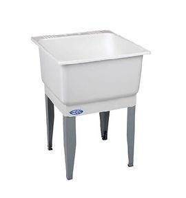 sink-laundry-kitchen-white-gray-cabinet-