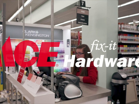 Ace fix it Hardware Reports Huge Online Sales Gains Over 2019 With BOPIS(Buy Online Pickup In Store)